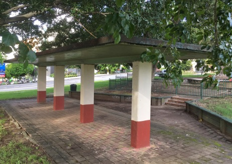 air raid shelter dutton park
