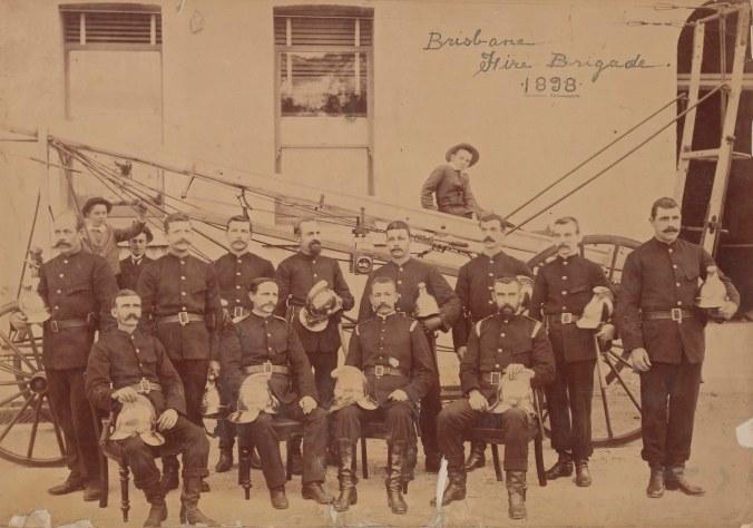 Brisbane Fire brigade 1898 Victorian State Library.jpg