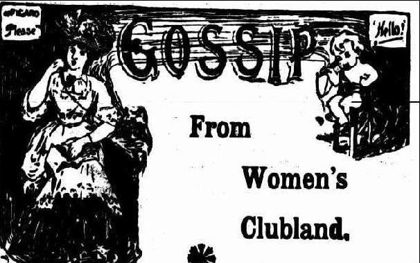clubland figaro Queenskand 1905