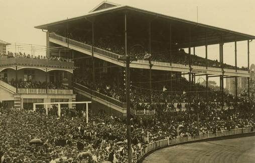 Ernest Baynes Stand 1928