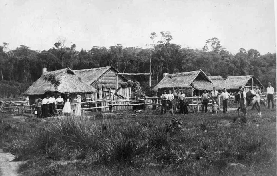 New Australia Paraguay 1890s
