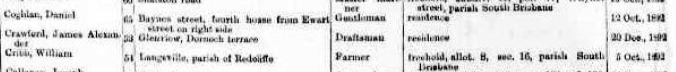 Brisbane Courier (Qld. : 1864 - 1933), Saturday 28 January 1893,