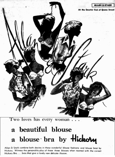 allan stark 1952 bras