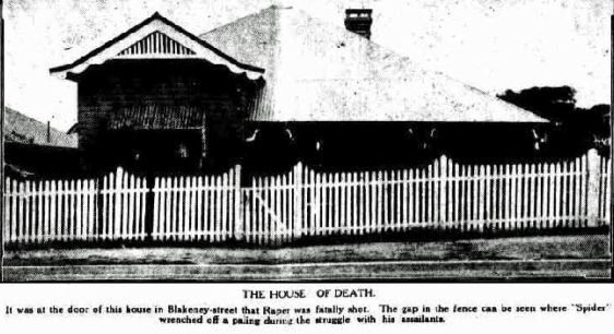 Blakeney Street Highgate Hill murder