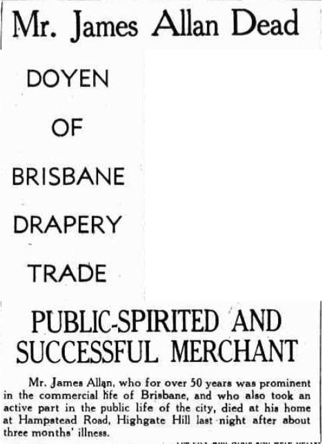 Telegraph (Brisbane, Qld. : 1872 - 1947), Thursday 27 January 19