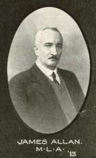 James Allen MLA