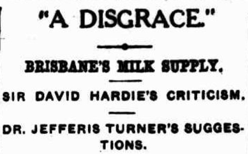 Brisbane Courier (Qld. : 1864 - 1933), Thursday 1 September 1921