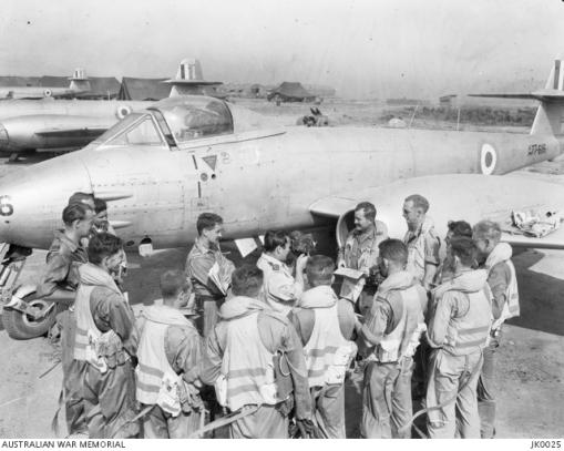 77 Squadron RAAF Korea