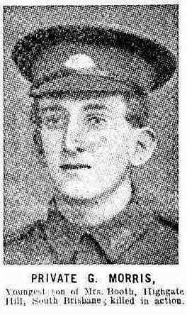 Highgate Hill 19 year old killed Somme