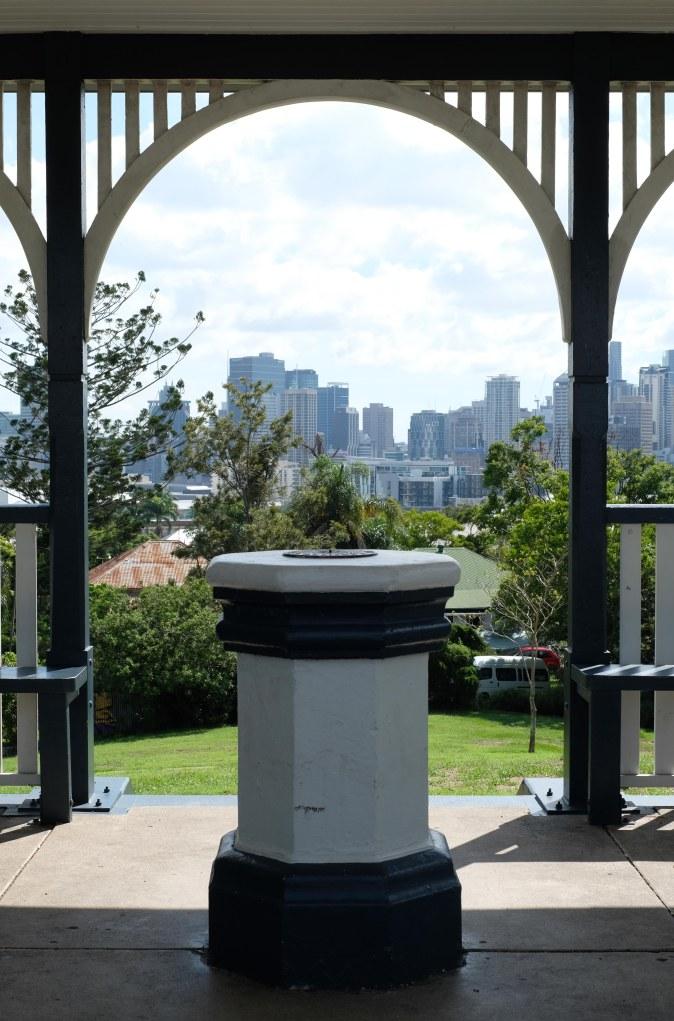highgate hill park plinth