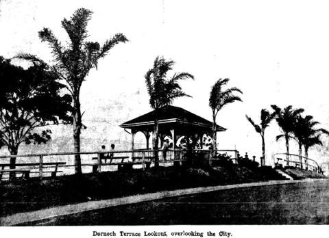 Highgate Hill park 1935