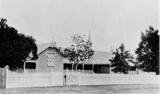 albert school maryborough ca 1915