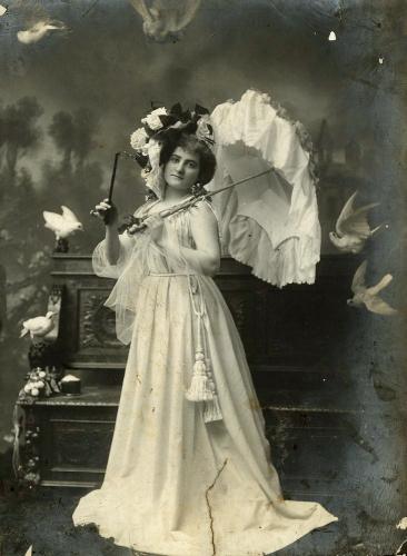 josephine papi portrait