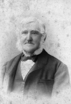 Walter Hill first Superintendent of the Brisbane Botanic Gardens