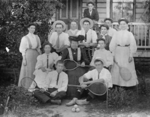 Tennis queensland 1905