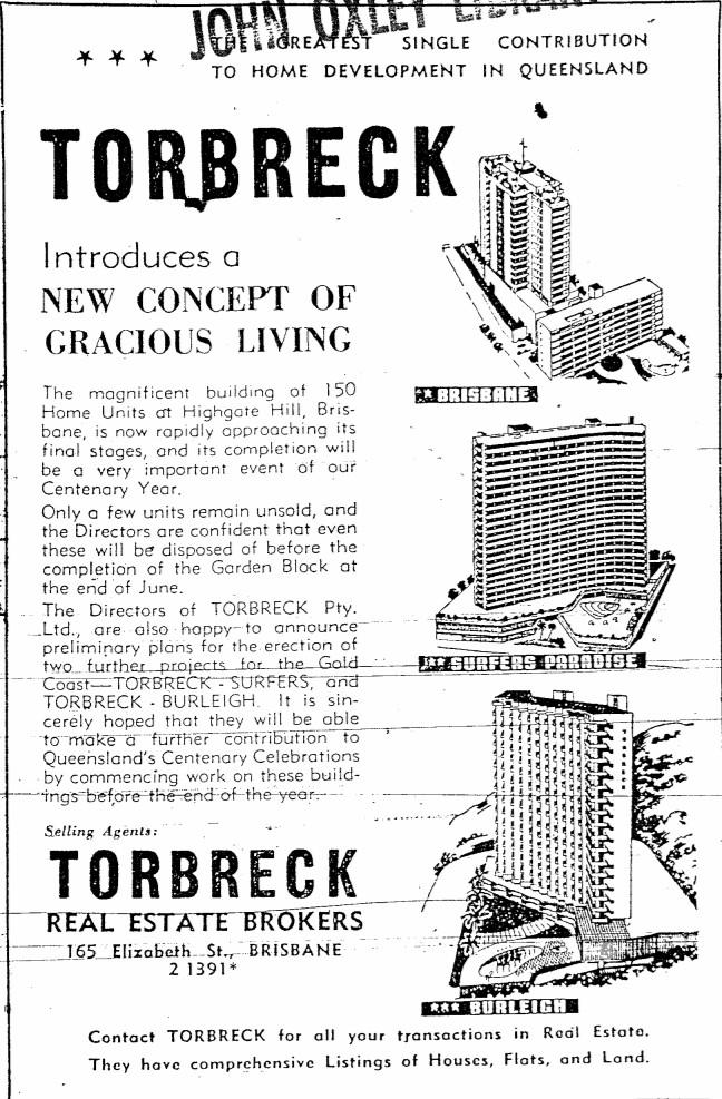 ad for torbreck