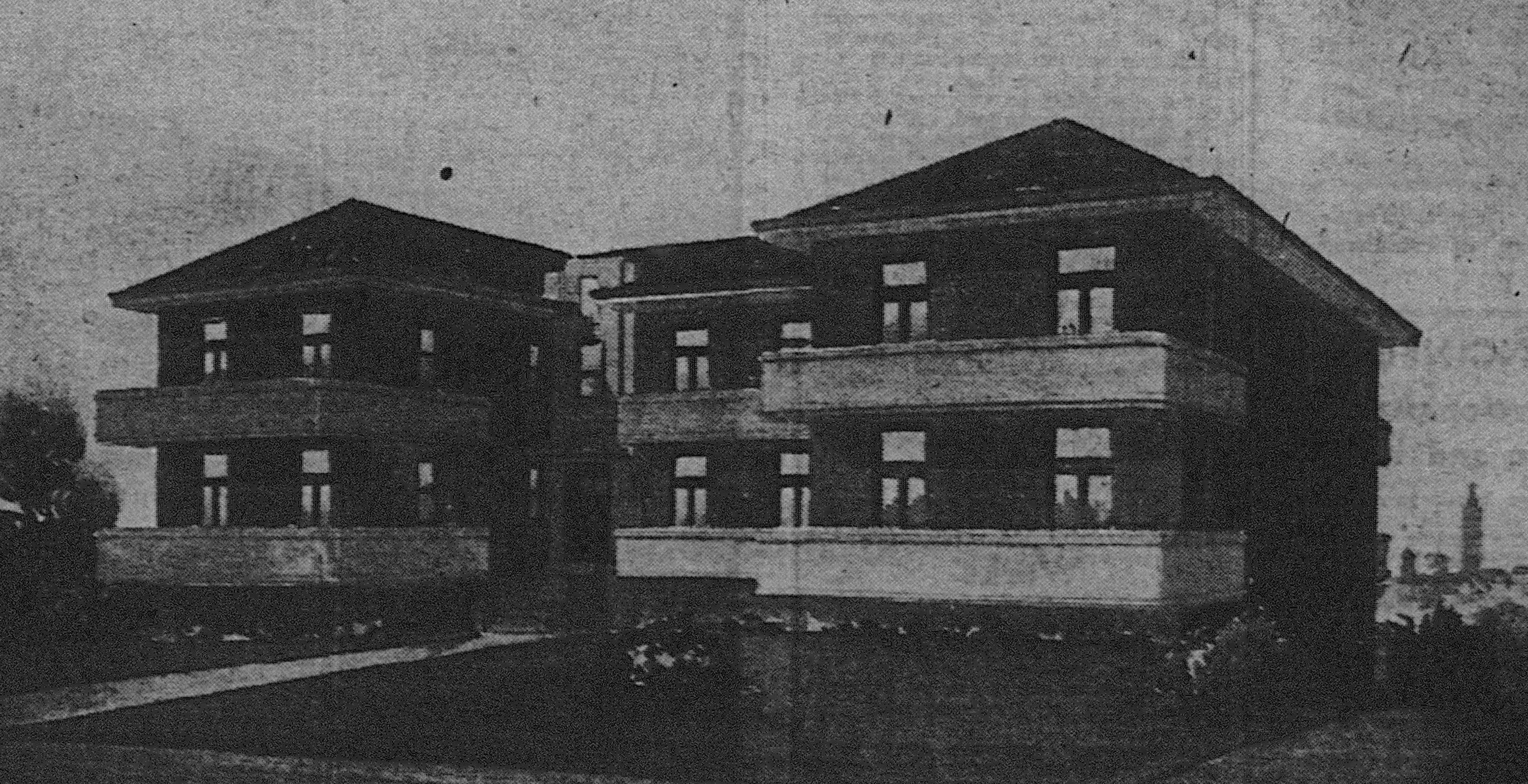 proposed flats 182 dornoch