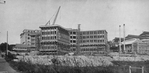 Brisbane Women's Hospital 1938