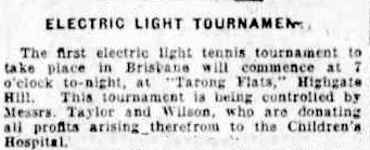 tennis electric 11 mar 1924