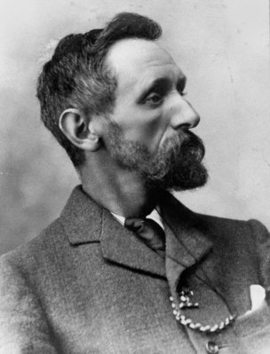 Clement wragge in 1899