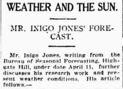 Inigo Jones 1928