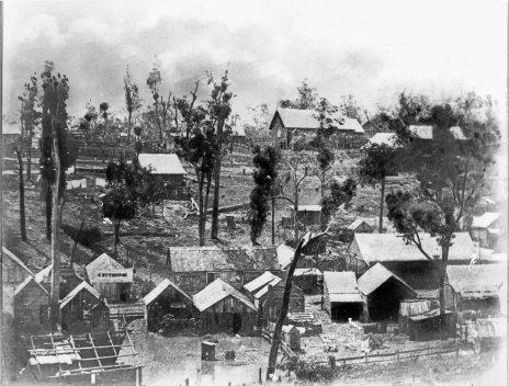 Gymie around 1870