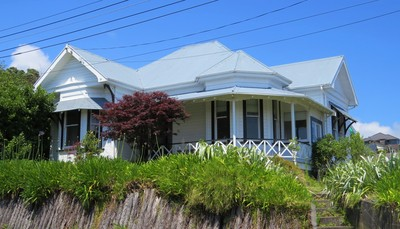 Enroth's Villa New Plymouth