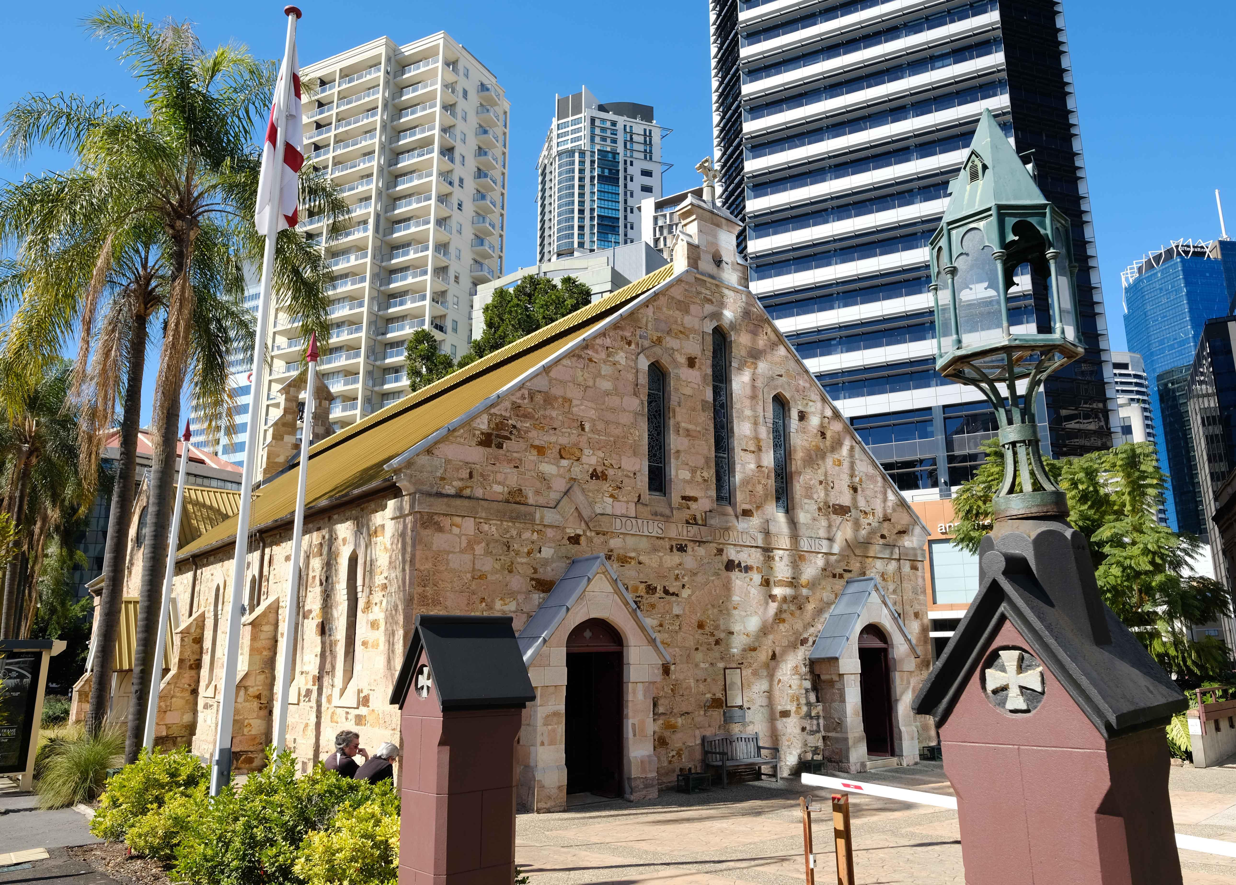 All Saints Church Brisbane