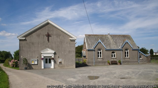 Lake Methodist Chapel