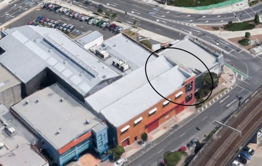 brewery site arial view 2018 ellipse