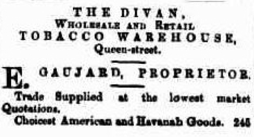 Brisbane Courier (Qld. : 1864 - 1933), Tuesday 5 May 1868, page