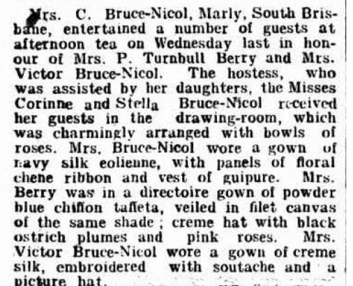 Telegraph (Brisbane, Qld. : 1872 - 1947), Saturday 29 May 1909,