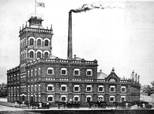 west end brewery brisbane