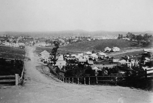 gloucester street 1890 Highgate hill