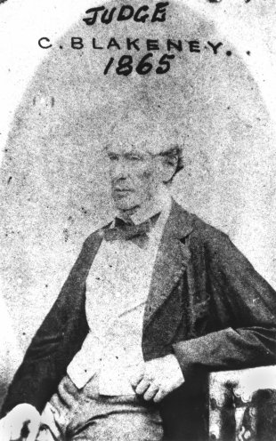 judge blakeney 1865