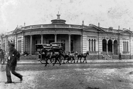 brisbane registrar generals office ca 1885