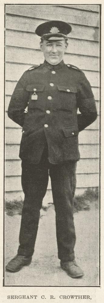 Crowther POW 1917 Queenslander
