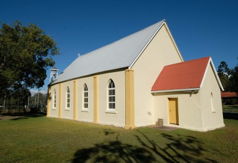 bethania lutheran church