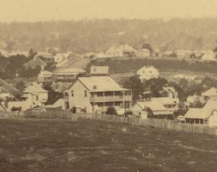st kinnians school ca. 1890
