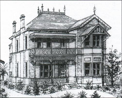 villa brighton road Building engineering journal aus NZ 1890