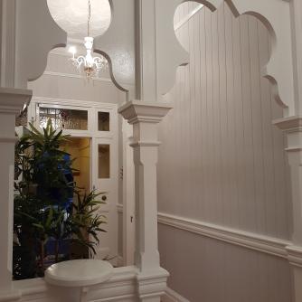 Litmus Hallway