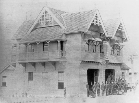 South Brisbane Municipal Library 1901 blog