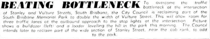 vulture street brisbane telgraph may 9 1952