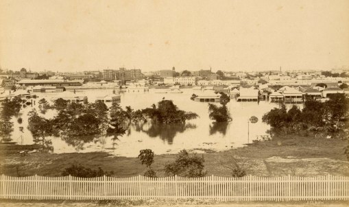 musgrave park 1893 Henry Alcock Fryer Library UQ