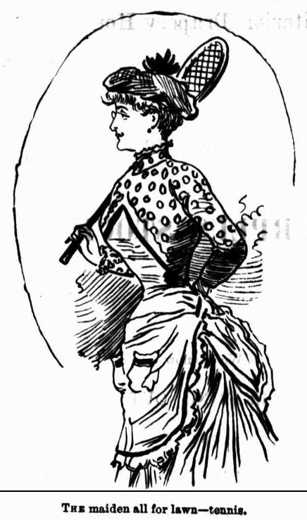 qld figaro and punch 21 aug 1886 tennis maiden