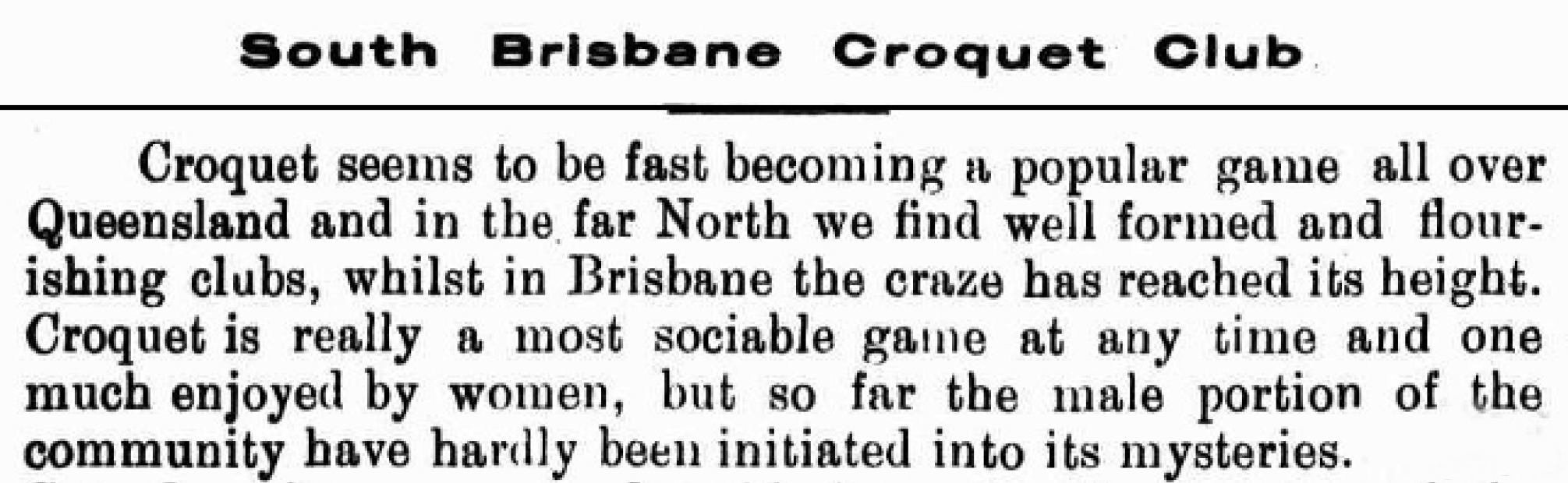 Queensland Figaro (Brisbane, Qld. : 1901 - 1936), Thursday 18 Ju