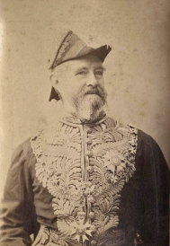 Sir Anthony Musgrave 1879
