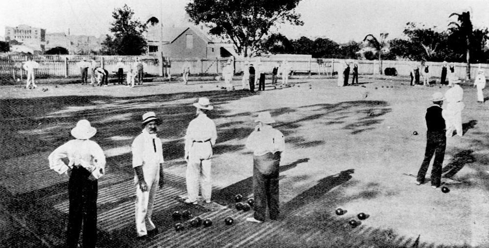 South Brisbane Bowls Club 1909 blog