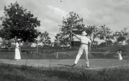 tennis musgrave talyor fryer 1913