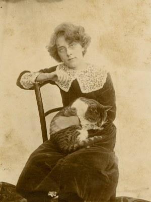 mayo and cat ca 1914
